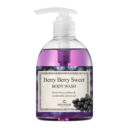 The Skin House Berry Berry Sweet Body Wash