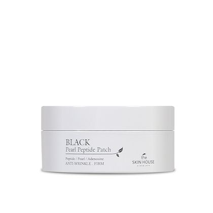 The Skin House Black Pearl Peptide Patch