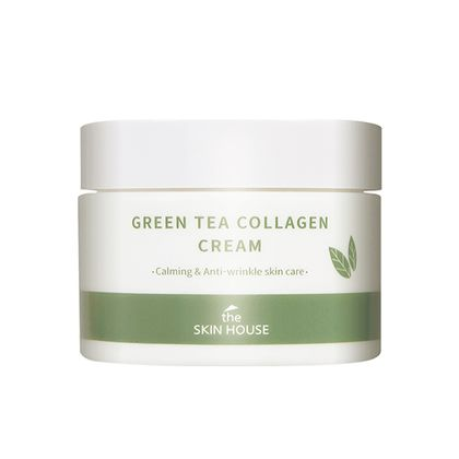 The Skin House Green Tea Collagen Cream
