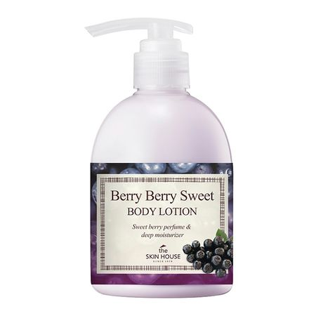 The Skin House Berry Berry Sweet Body Lotion