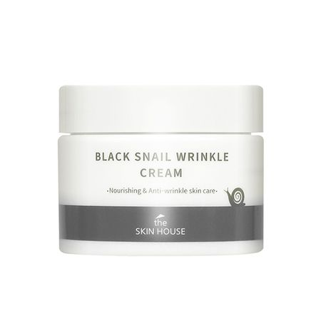 The Skin House Black Snail Wrinkle Cream